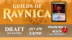 Guilds of Ravnica Draft