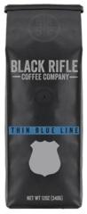 Black Rifle Coffee: Thin Blue Line Beans