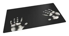Ultimate Guard Chromiaskin Playmat - Black