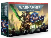 Warhammer 40K:  Elite Edition Starter Set