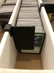 Trading Card Box Divider