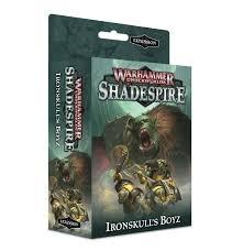 Warhammer Underworlds: Shadespire, Ironskull's Boyz
