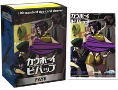 Cowboy Bebop Dragon Shield Art Sleeves: Faye 100 count