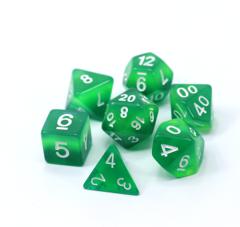 Die Hard Feywild 7pc RPG dice set