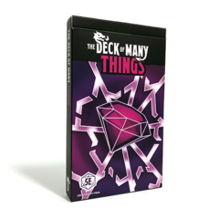 Deck of Many Things