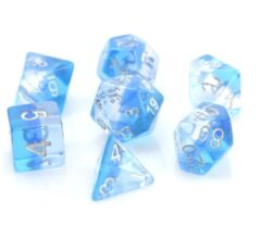 Die Hard Translucent Ice Storm 7pc