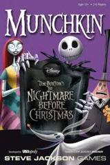Munchkin - Nightmare Before Christmas