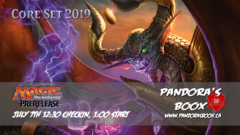 Core Set 2019 Prerelease