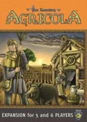 Agricola - Expansion