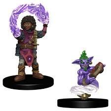 Wardlings: Girl Wizard with Genie