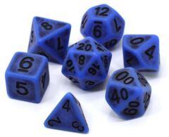 Die Hard 7pc Polyhedral: Cobalt Golem