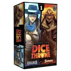 Dice Throne Season 2: Gunslinger V Samurai