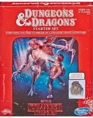 Dungeons & Dragons Starter Set: Stranger Things Edition