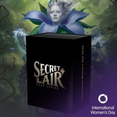 Secret Lair Drop Series, International Womans Day