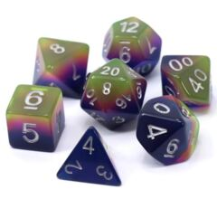 Die hard 7pc polyhedral: The Gloaming