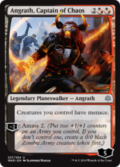 Angrath, Captain of Chaos