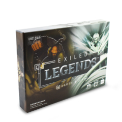 Exiled Legends: Earth & Air