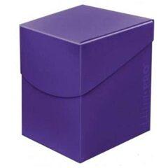 Eclipse Royal Purple 100+ deckbox