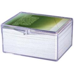 UP Hinged Storage Deckbox 100