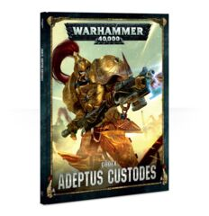 Codex: Adaptus Custodes