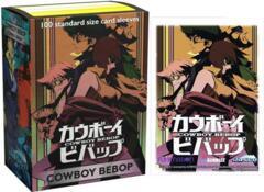 Cowboy Bebop Dragon Shield Art Sleeves 100 count