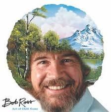 Bob Ross: Art of Chill