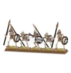 Skeleton Warriors (5 models)