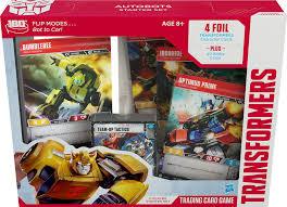 Transformers Trading Card Game Starter Set