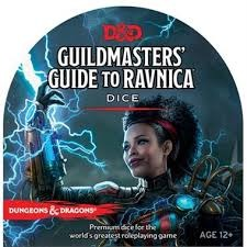 Guildmasters' Guide to Ravnica Dice