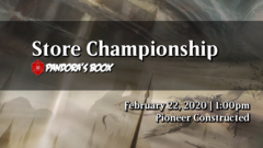 Store Championship and Magic Weekend - Feb 22