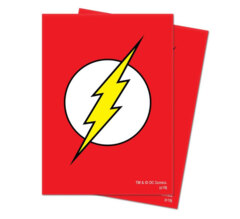 DC Card Sleeves: Flash 65 count