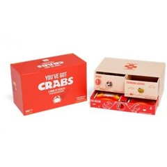 You've Got Crabs: A Game of Secrets