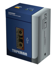 Legion Deckbox - Tapeman