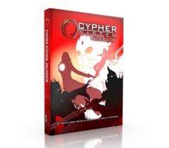 Cypher System Core Rulebook revised edition.