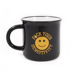 Black Rifle Coffee Mug: Fuck your Sensitivity