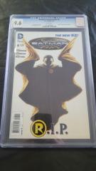 Batman Incorporated #8