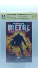 Forged from Metal: New Age of DC Signed