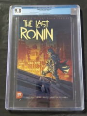 The Last Ronin #1 1:25 Variant