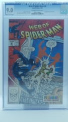 Web of Spider-man #36