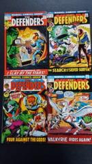 Defenders #1, #2, #3, #4