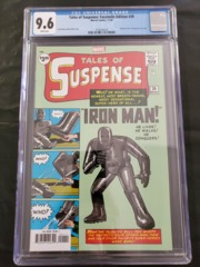 Tales of Suspense #39 Facsimile