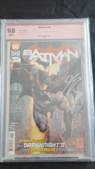 Batman #86 signed