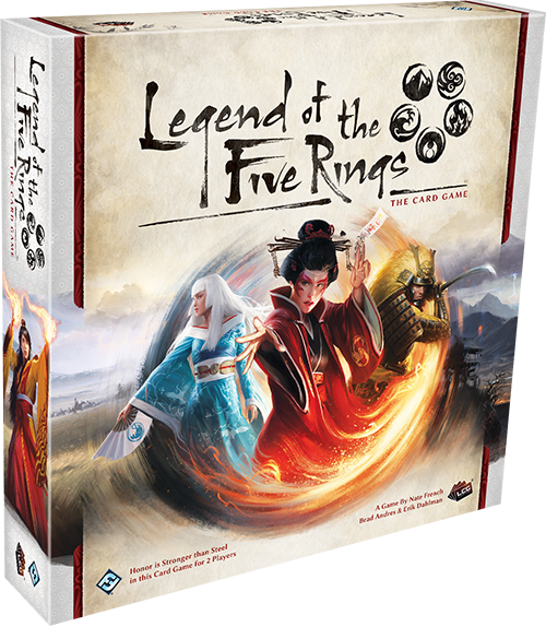 Legend of the Five Rings Second Edition Base Set