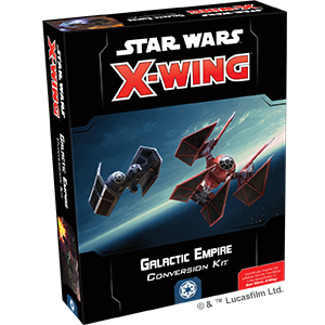X-Wing 2e Galactic Empire Conversion Kit