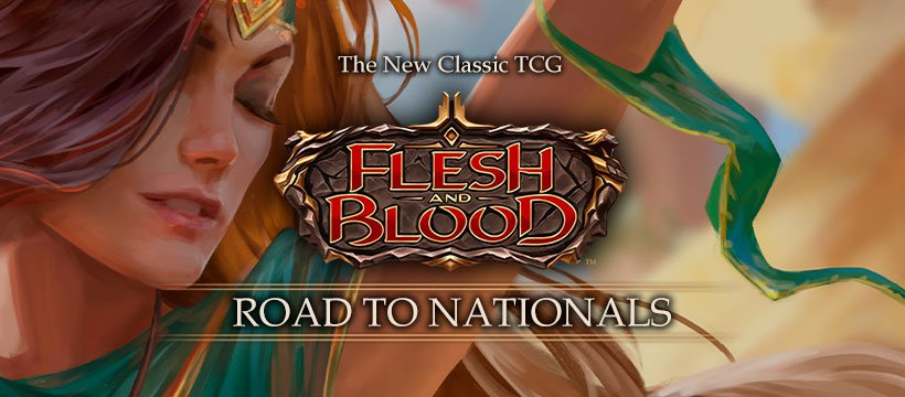 Aug 7th - FaB Road to Nationals Qualifier Tournament