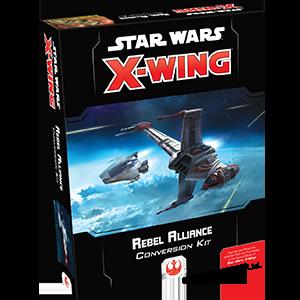 X-Wing 2e Rebel Alliance Conversion Kit