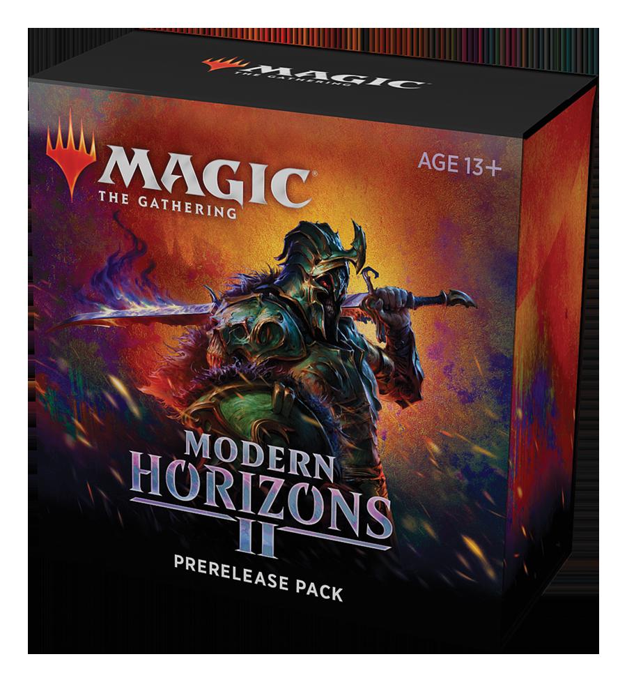 Thursday 6pm - Modern Horizons 2 In-Store Prerelease