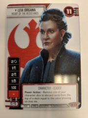 Leia Organa - Heart of the Resistance