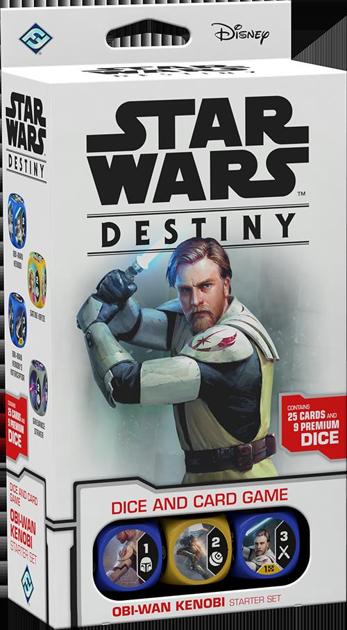 Obi-Wan Kenobi Starter Set