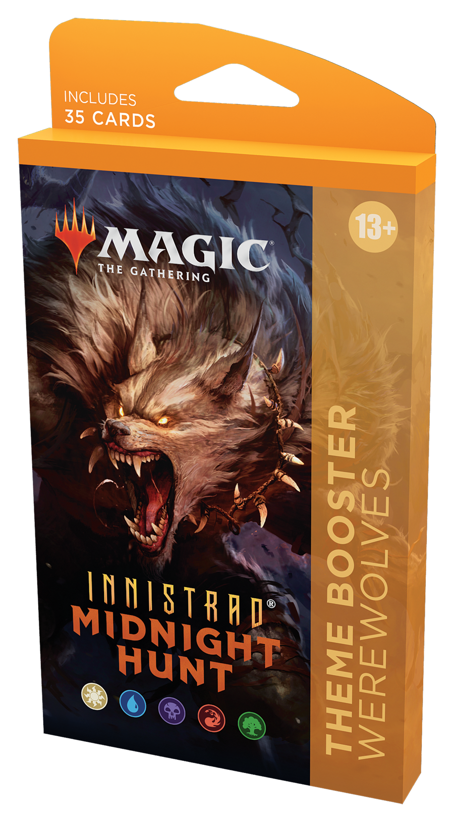 Innistrad: Midnight Hunt Theme Booster Pack - Werewolves